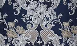 Cavendish-Grand-Damask-BF23568-Navy-Silver