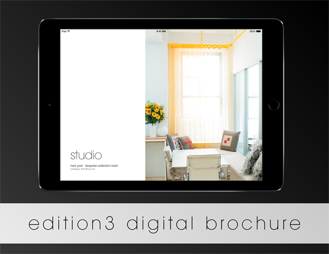 Edition 3 of digital brochure published by The Bradley Collection