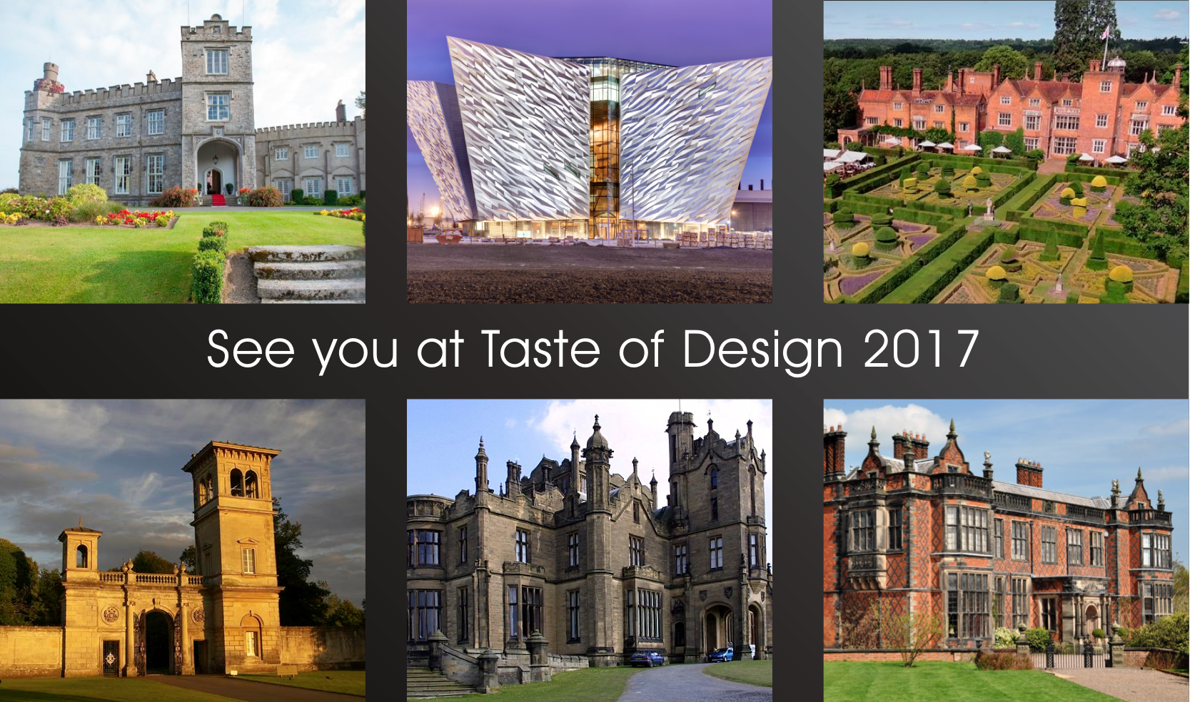 See you at Taste of Design 2017