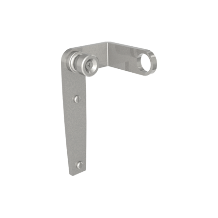 modern - double french bracket