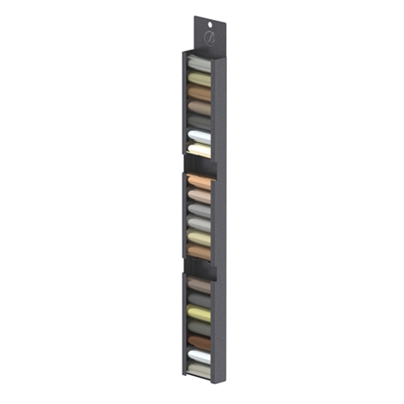 finish display - metal finishes