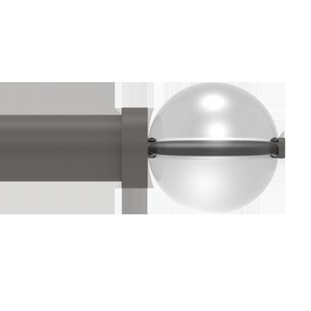 crystal ball finial