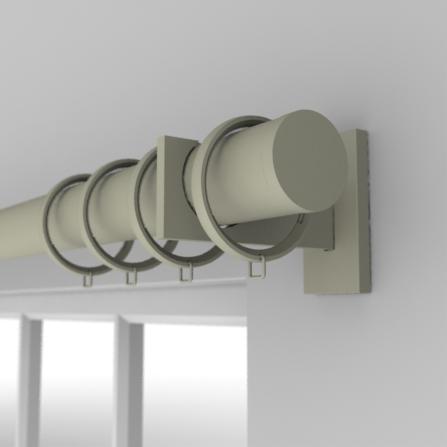 straight pole