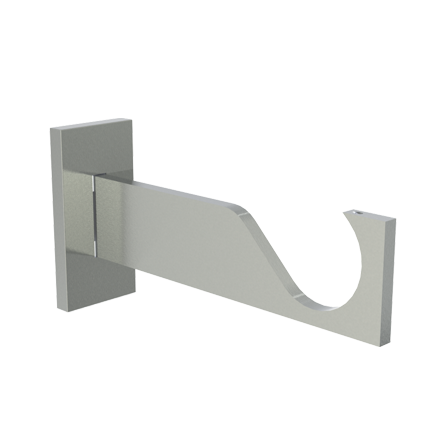 adjustable side bracket