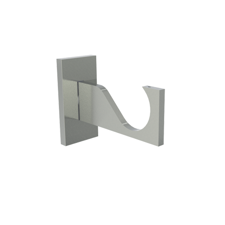single side bracket