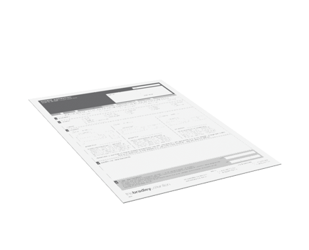 custom order forms