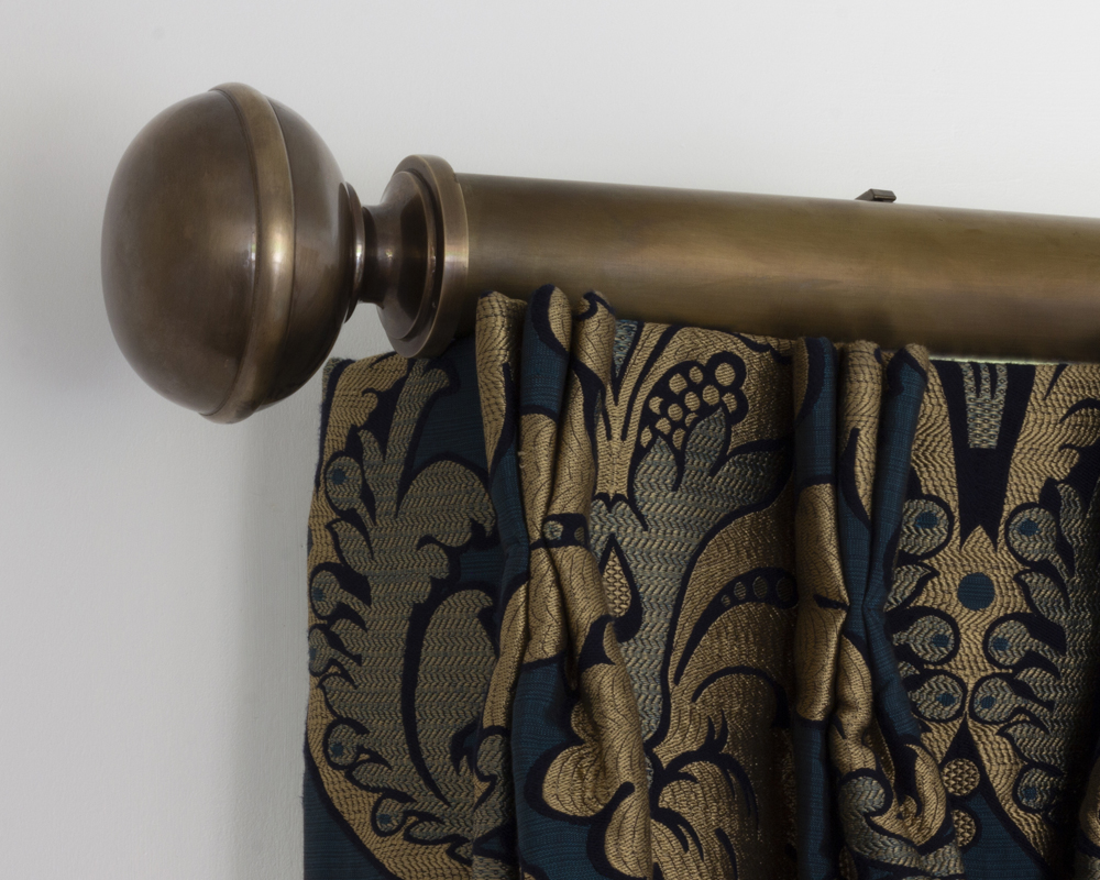 brass poles