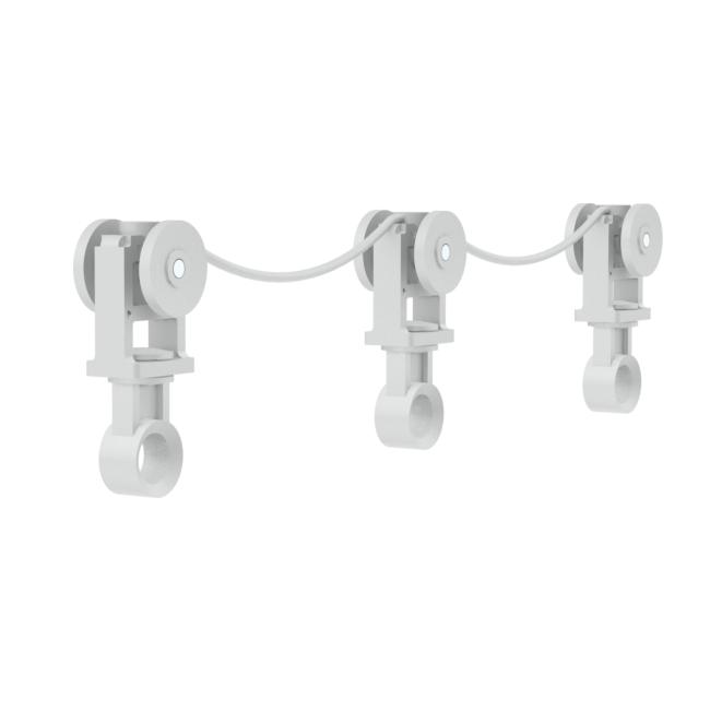 ripplefold rollers